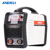 Andeli Smart Draagbare Eenfase Arc 250s Spot Lassen Booglassen welding Machine Dubbele Low Voltage arc Inverter mma Lasmachine|Arc Welders| |  -