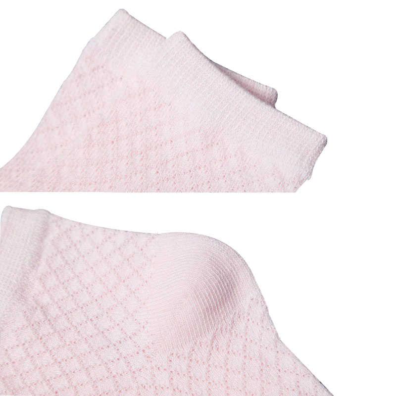 6 пар/лот, летние детские носки хлопковые длиной до лодыжки, детские носки для мальчиков и девочек 1-2 лет, смешанные цвета