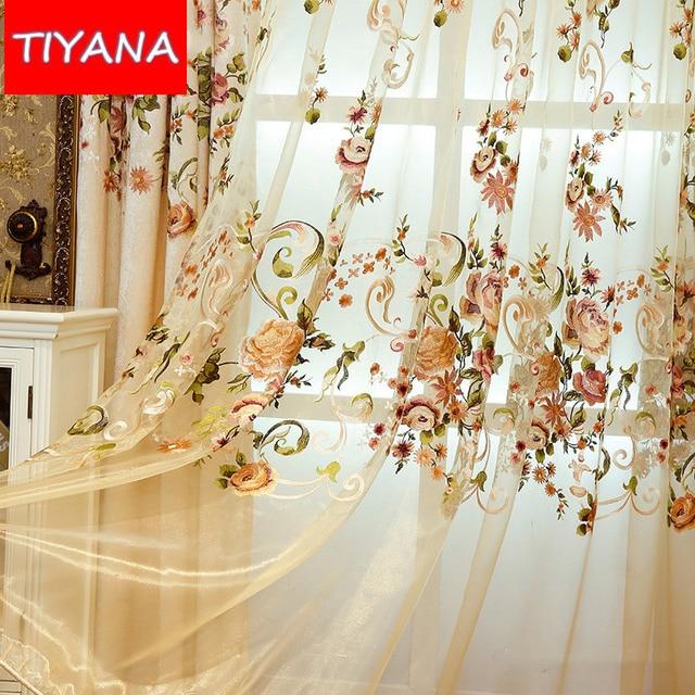 Comprar alta calidad americana chenille blackout cortinas de tela para cortinas - Comprar tela cortinas ...