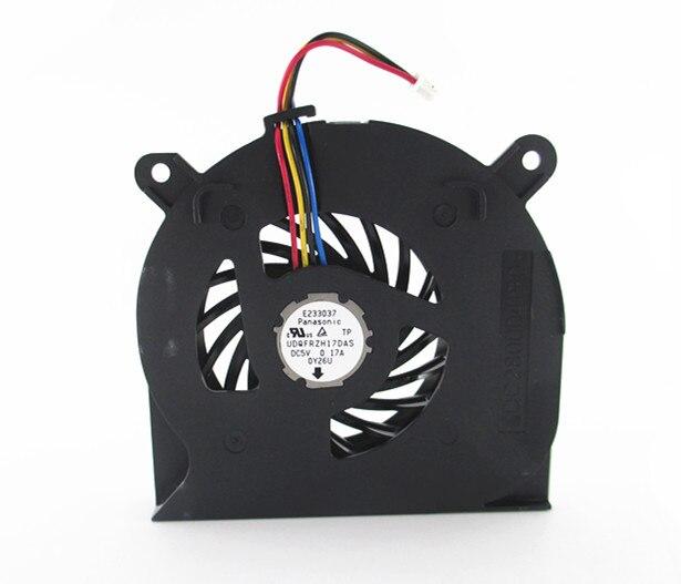 Новый охлаждающий вентилятор для ноутбука 04H1RR для Dell Latitude E6410 E6510