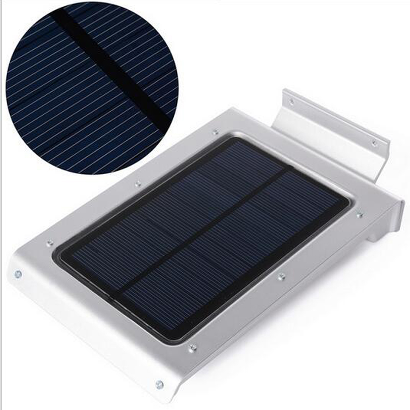 20pcs 46 LED Solar Power Street Light PIR Motion Garden Path Wall Lamp Emergency Lighting 46 Leds Outdoor Road Waterproof light