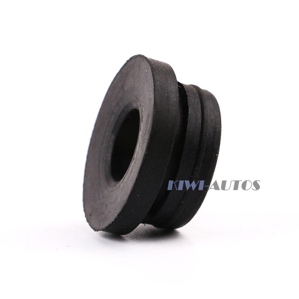 New Brake Master Cylinder Reservoir Seal Bung Plug 4A0611817A 4A0 611 817A 4A0 611 817 A For A4 A6 A8 VW Passat Superb