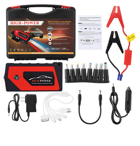 Image 4 - New Multifunction Jump Starter 69800mAh 12V 4USB 600A Portable Car Battery Booster Charger Booster Power Bank Starting Device