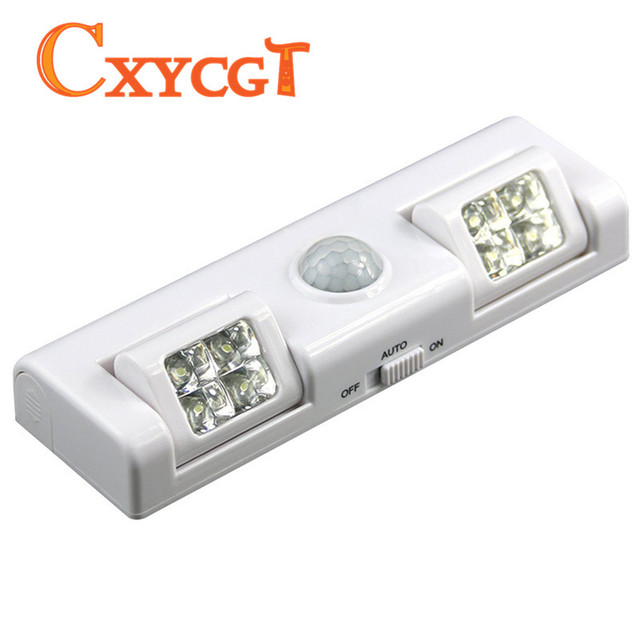 Aliexpress.com : Buy LED Night Light Bulb Auto PIR Motion Sensor ...