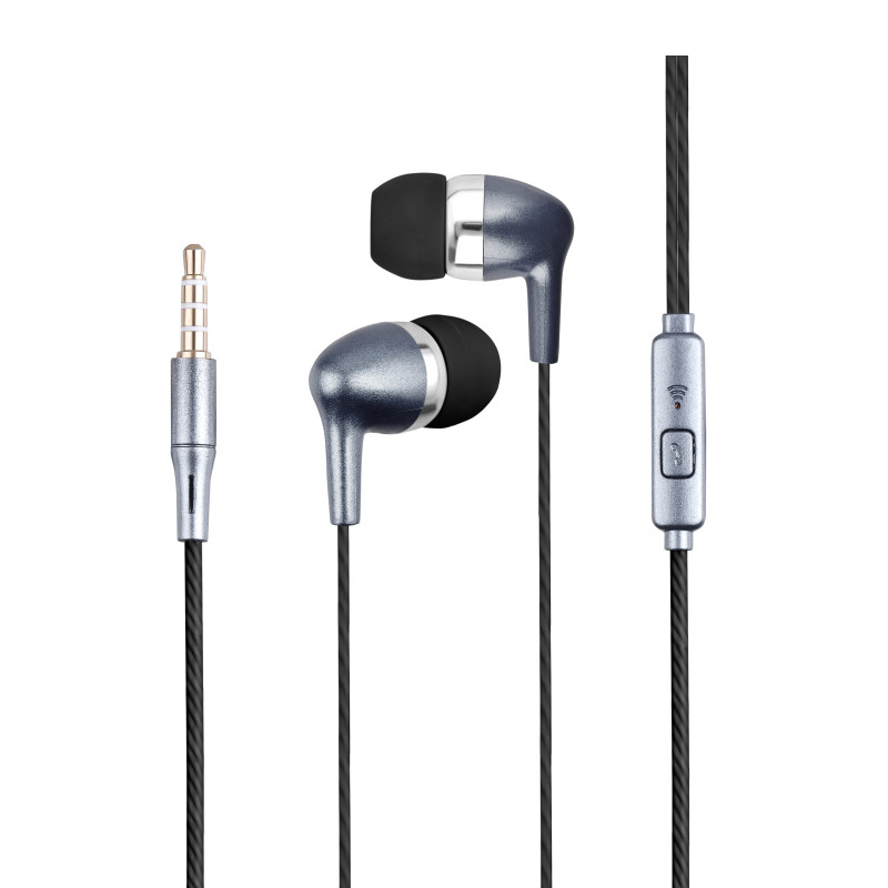 Mambaman SMN-10 Earphones 3.5mm In-Ear Stereo Headset Handsfree Sport Earbuds with Mic for iPhone 6 7 Xiaomi Huawei MP3 Player