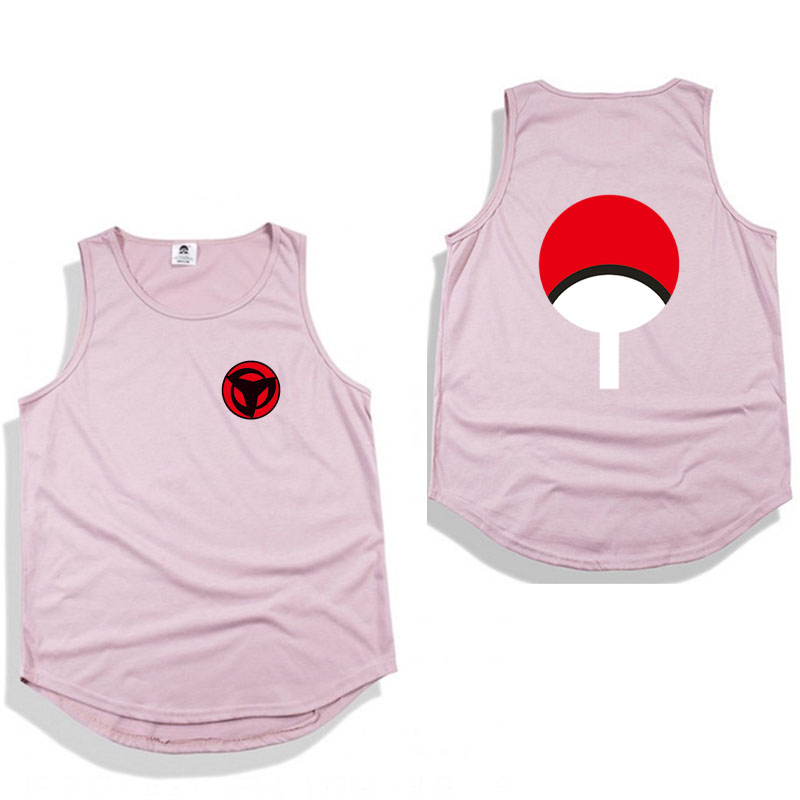 Hip hop Dragon Ball   tank     top   Summer canotta bodybuilding man sleeveless   Tops   Casual fitness Naruto tanktops Shirts