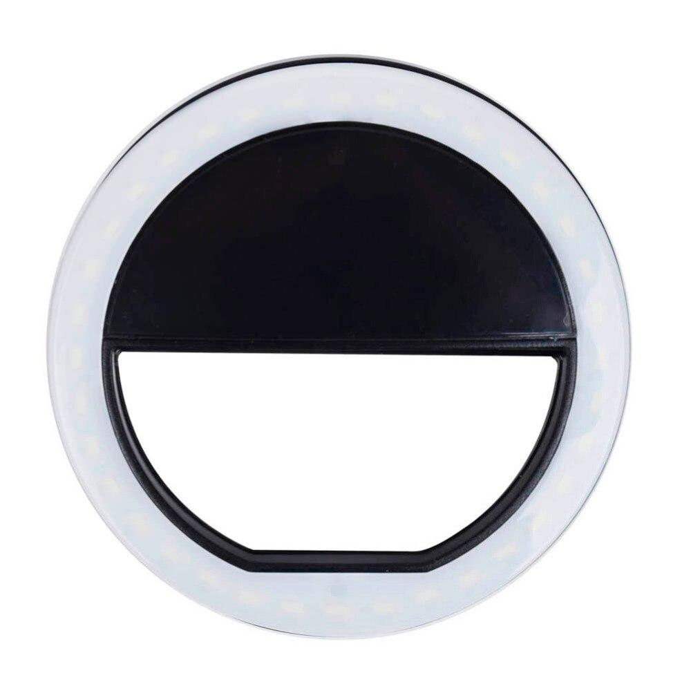 Benzersiz Evrensel Lüks LED Işık Flaş Makyaj Özçekim Fotoğraf - Tablet Aksesuarları - Fotoğraf 6