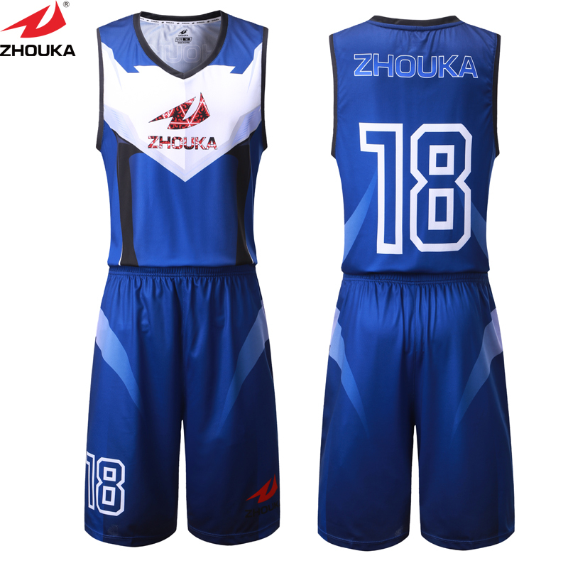 be48dc819ad Detail Feedback Questions about ZhouKa Personal basketball uniform  customizing