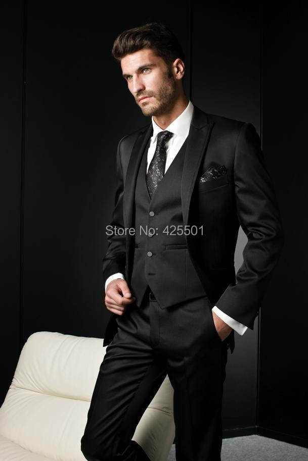 Compare Prices on Men Suit Black- Online Shopping/Buy Low Price ...