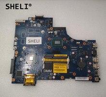 SHELI для ноутбука Dell 3721 5721 материнская плата с I7-3537U LA-9102P CN-0N9G7X 0N9G7X N9G7X