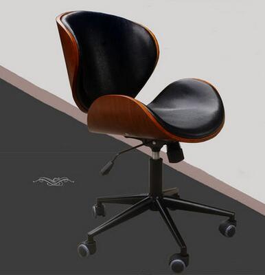 Купить с кэшбэком Chair recreational chair lift ergonomic chair european-style bent wood staff