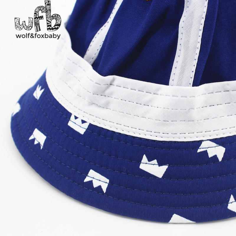 51a424ee67cbe9 Aliexpress.com : Buy Retail 50CM round sun cap printing Crown Cowboy hat  baby children infant kids spring fall autumn from Reliable hat baby  suppliers on ...