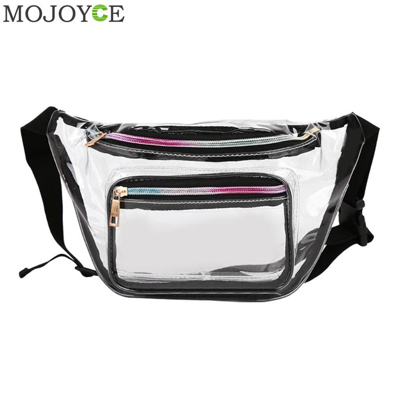 Clear, Design, Casual, Pouch, Girls, Fanny
