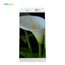 RTGparts LCD Touch Screen Digitizer Assembly For Sony Xperia XA Ultra C6 F3211 F3212 F3213 F3215 F3216 мобильный телефон sony xperia xa ultra f3211