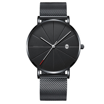 Relogio Masculino Fashion Minimalism Watch Men Brand Luxury Ultra-thin Wristwatch Men's Watch Clock erkek kol saati reloj hombre