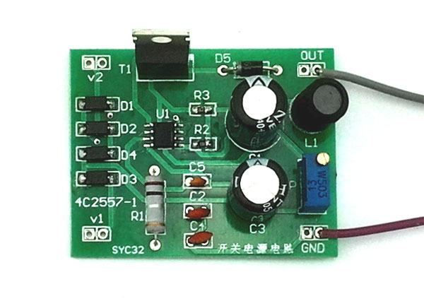все цены на Switch Power Circuit - Skills Training Kit, Electronic DIY Suite Supporting Materials онлайн