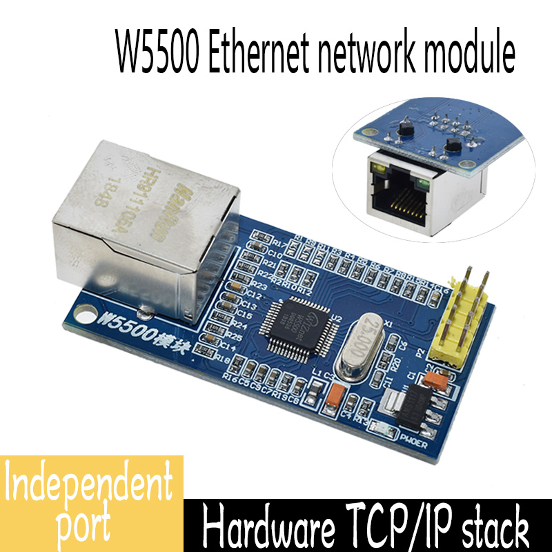 Stm32 Ethernet Mcu