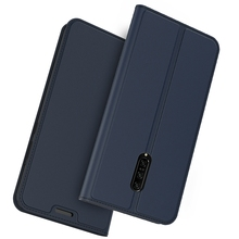 for OPPO Realme 3 Pro Case Leather Wallet Protective Flip Cover Shockproof Coque Reno Z K3 5G Card Holder