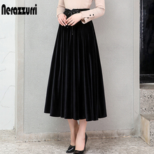 skirt high pleated size