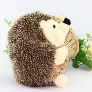 Cute Soft 18cm Hedgehog Animal