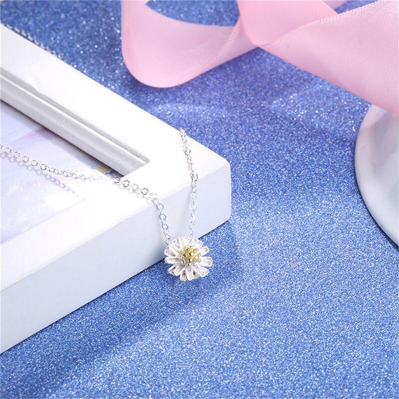 European and American fashion women's necklace titanium