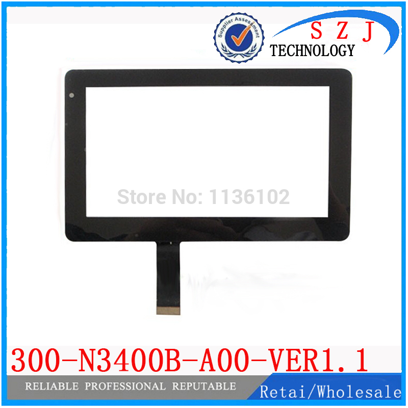New 7'' inch tablet pc case touch screen panel digitizer for ONDA VI10 EXPLAY informer 701 300-N3400B-A00-VER1.1 Free shipping стоимость