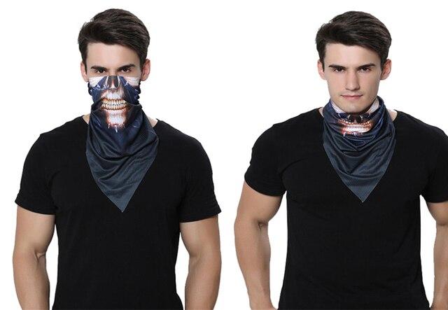 Männer Bandana Ski Maske Balaclava Gesichtsschutz Snowboard