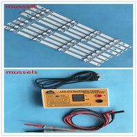 LED Backlight strip For LG 42 inch TV 8 Lamp 6916L 1709B 1710B 1957E 1956E 6916L 1956A 6916L 1957A 8pcs and LED tester 1pcs