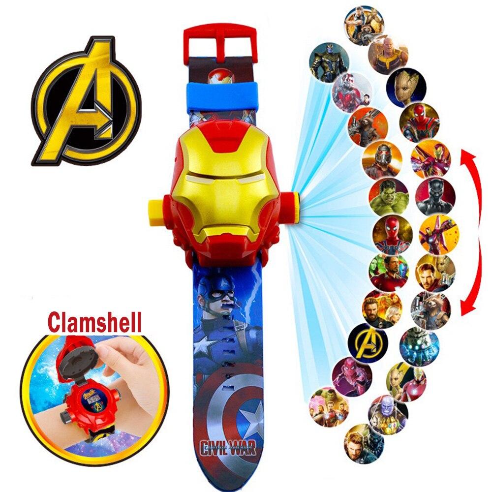 Avengers Marvel Superhero Kids Boys Childrens Birthday Gift Action Figure Toys