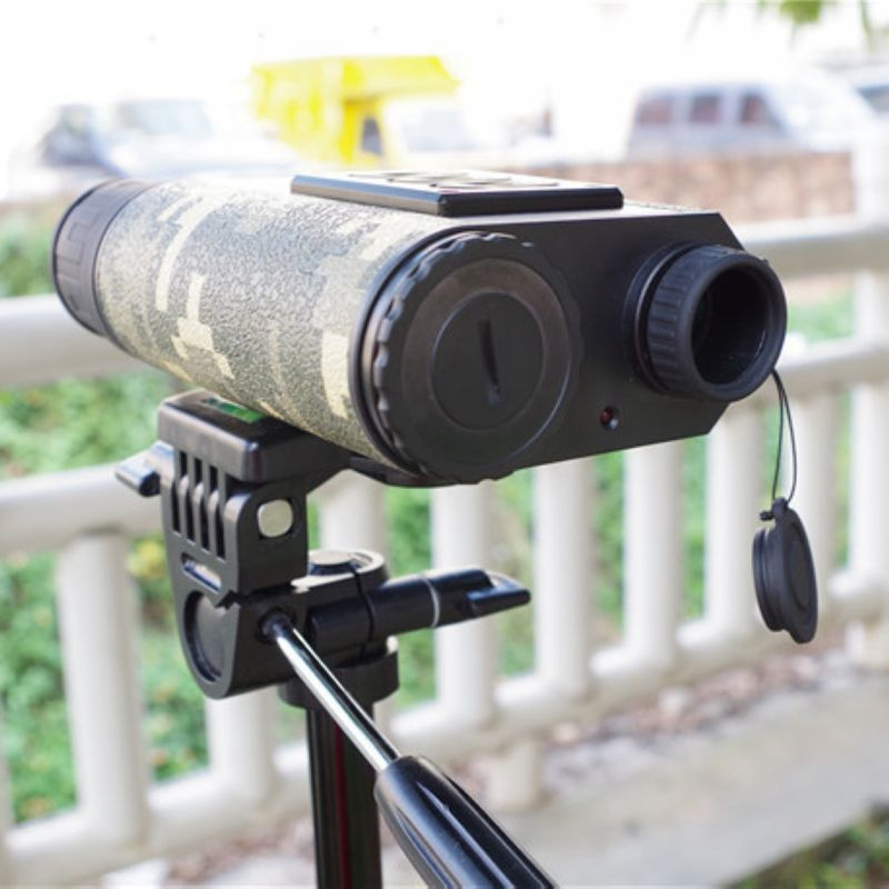 multifuncional visao noturna laser rangefinder scope caca medida distancia dispositivo esporte ao ar livre golfe para