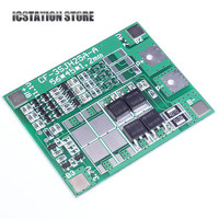 Charging Protection Board PCB For 3pcs Serial 12A Lithium Polymer Battery For 18650 Multiple Parallel
