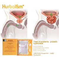 Hurbolism Nieuwe update Genezen Prostatitis Kruiden Poeder, Behandelen Prostaathyperplasie, Gemak Nier Urethrale Druk, Te ontgiften