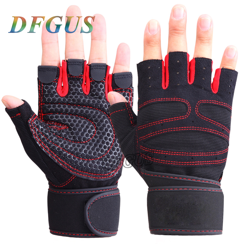Outdoor Fitness Gloves: Aliexpress.com : Buy DFGUS Outdoor Men Gym Gloves Body