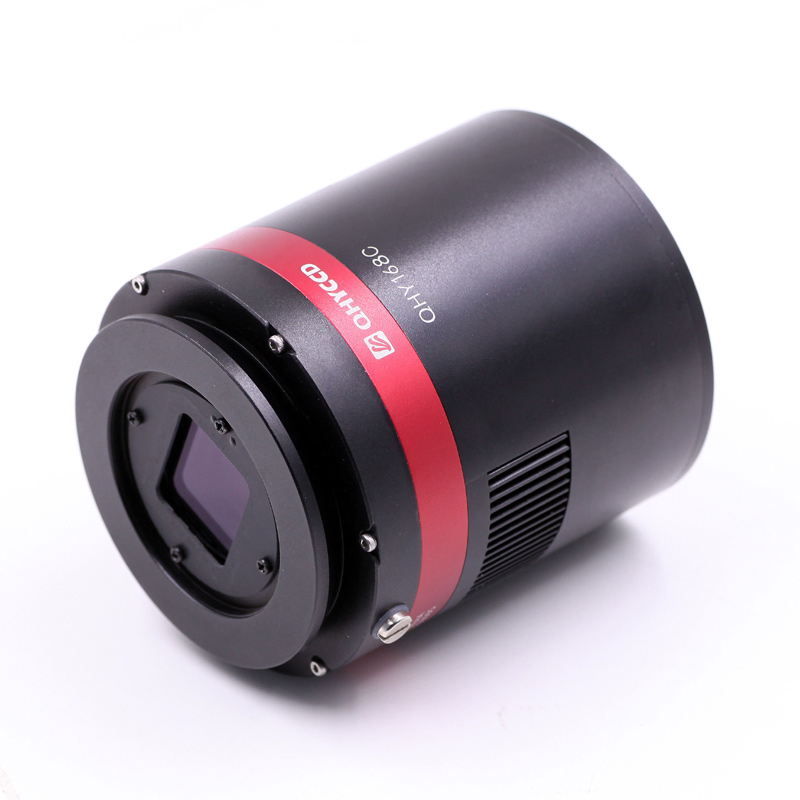 QHY168C охлаждением цветной CMOS астрономии камеры