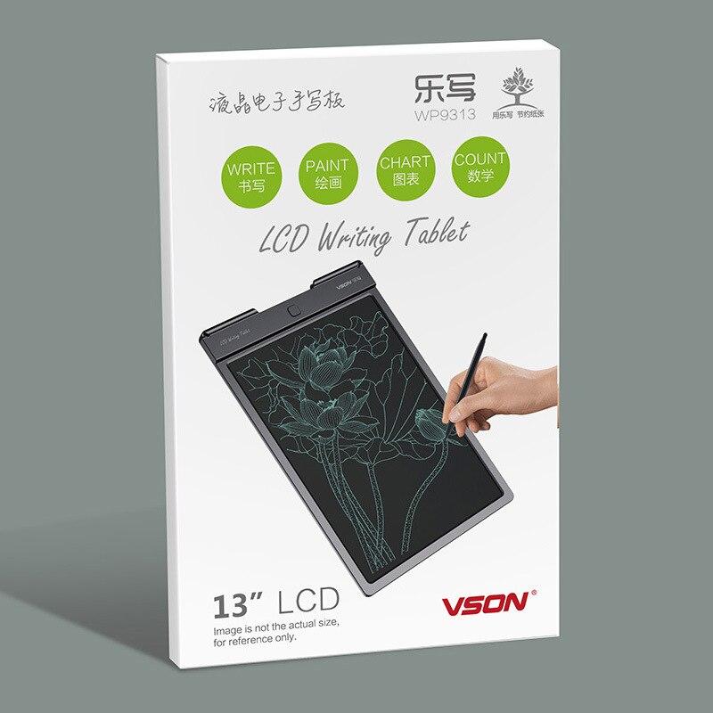 للكتابة الإلكترونية LCD منصات
