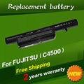 Jigu 4400 mah batería para clevo c4100 c4500 c4500q c5100q c5500q c4500bat-6 c4500bat6 c4500bat 6 b5100m b5130m b4100m b4105 b7110