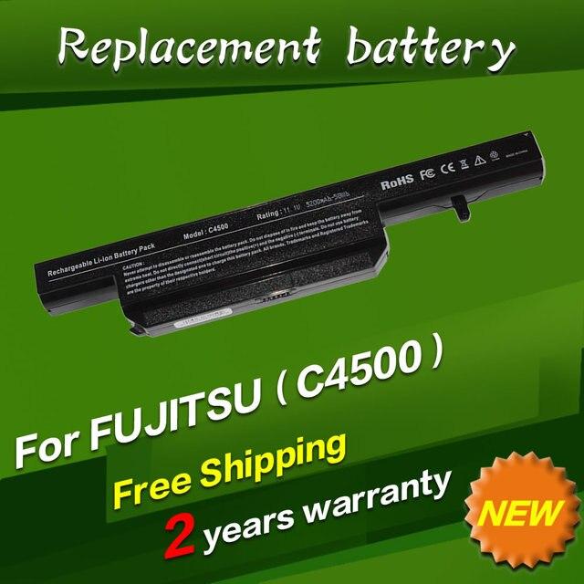 Jigu 4400 mah bateria para clevo c4100 c5100q c5500q c4500 c4500q c4500bat-6 b4100m b4105 c4500bat 6 c4500bat6 b5130m b5100m b7110