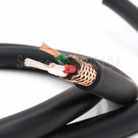Free Shipping Meter Furutech FP 314Ag OFC Series Silver Plated Hifi Power Cable Power Wire For
