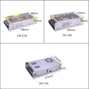 Image 4 - Led נהג AC100 240V כדי DC5V 12V 24V 1A 2A 3A 5A 10A 15A 20A 30A 40A 60A כוח מתאם עבור LED רצועת אור אספקת שנאי