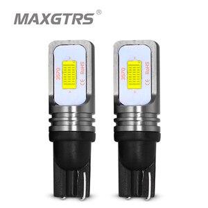 Image 1 - 2x T10 CANBUS hiçbir hata W5W 168 194 3570 çip LED 72W otomatik gösterge yedek ışık kama park ampuller lambalar araba ışık kaynağı