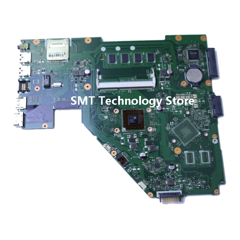FOR ASUS X552E Y581E X550EA X550EP Laptop Motherboard with A4-5000 CPU 4GB Integrated Mainboard high quality shipping
