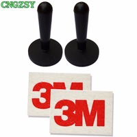 2pcs Strong Magnetic Gripper Magnet Holders 2pcs Wool Squeegee High Quality Scratch Car Film Wrap Vinyl