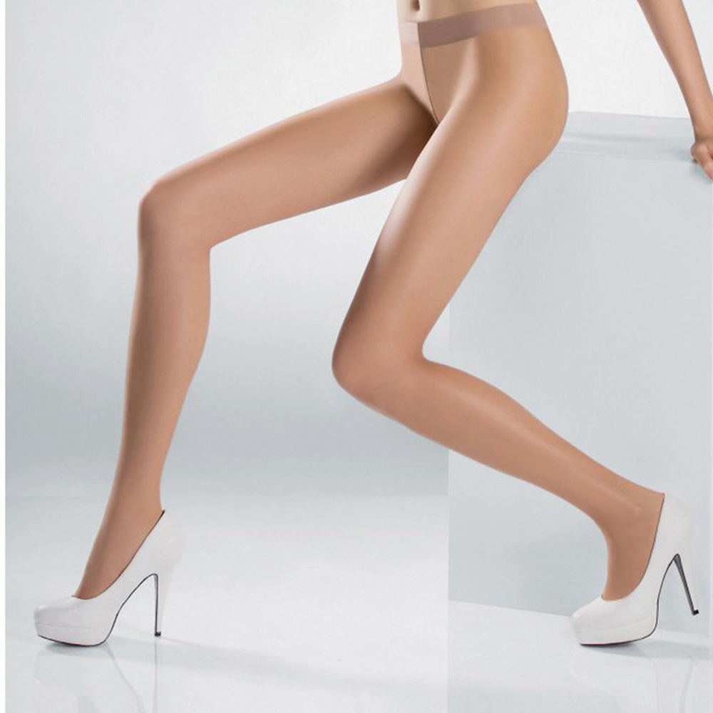 eccec01ad7f Aliexpress.com   Buy 3Pcs Lot Semi Transparent 20D Seamless Pantyhose  Women s Stockings Ultrathin Female Tights from Reliable tights and stockings  suppliers ...