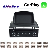 For Renault Megane II 2 two 2002~2012 LiisLee Car Multimedia TV DVD GPS Radio Carplay Original Style Navigation Navi