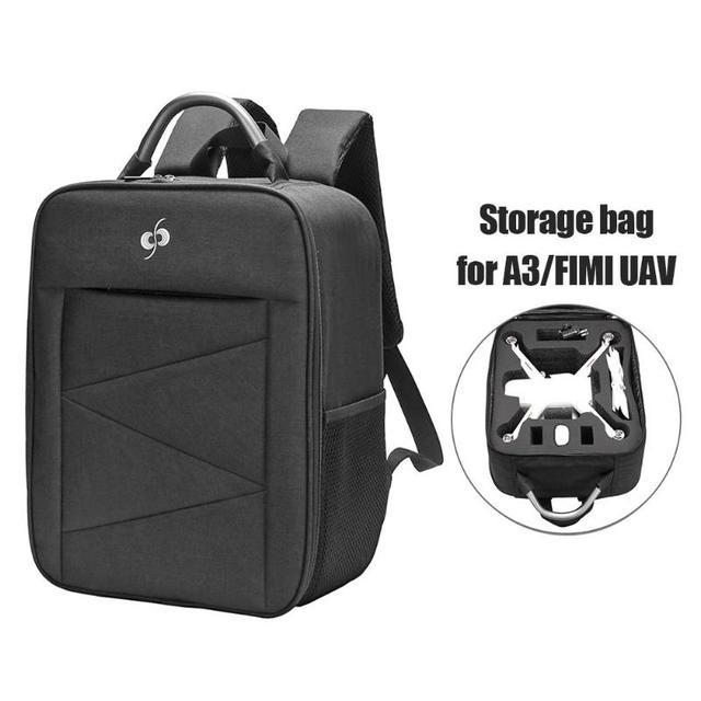 Waterproof  Storage Bag Drone Bag  For Xiaomi A3/FIMI Drone Accessories Portable Shoulder Case Outdoor Backpack Handbag 2