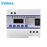 DG 63 Automatic Reclosing Circuit Breaker Intelligent Power Supply Switch From The Complex Over Voltage Under