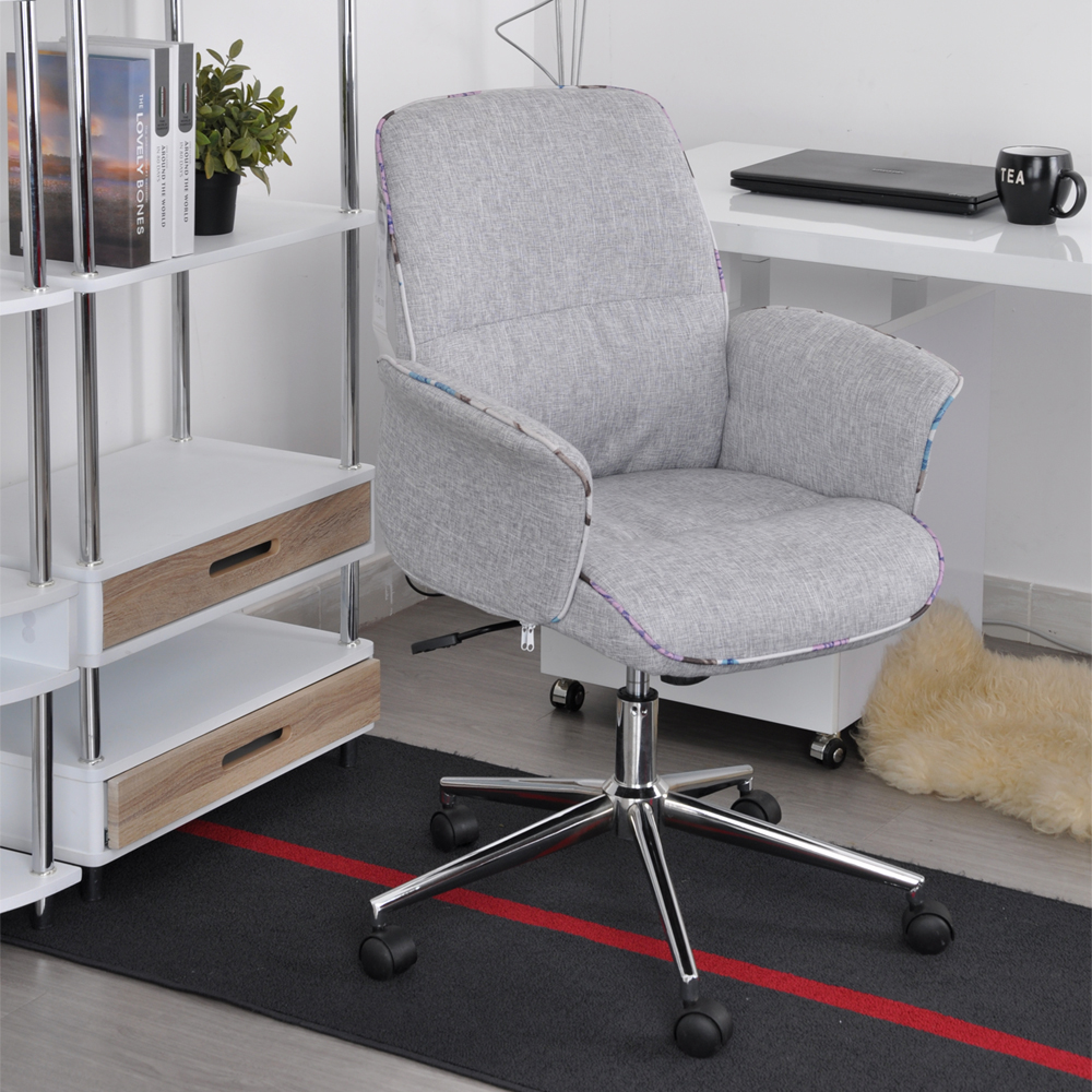 aingoo office task desk chair adjustable mid back home child