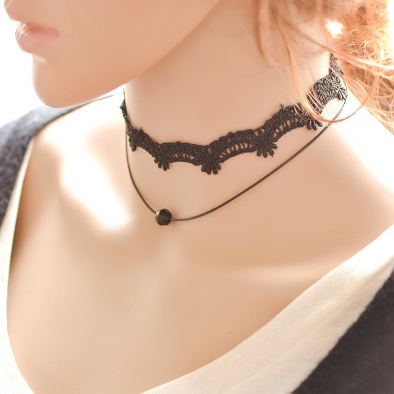 Compare Prices on Lace Necklace Diy- Online Shopping/Buy Low Price