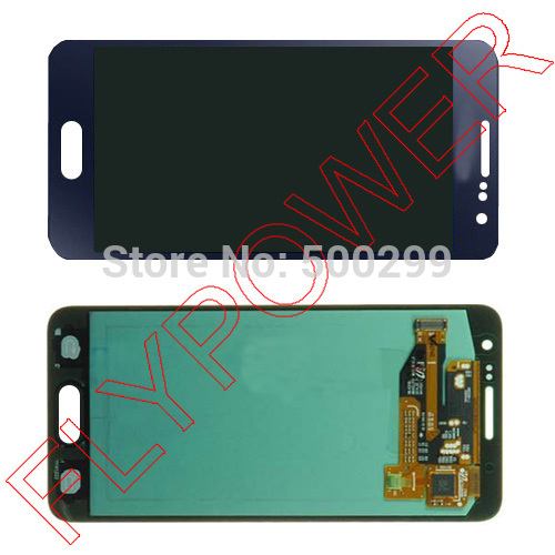 For Samsung Galaxy A3 A3000 A300X A300 A300H lcd display with black touch screen digitizer assembly free shipping; 100% warranty brand new lcd for samsung galaxy a3 a3000 a300 a300x a300f screen display with touch digitizer assembly