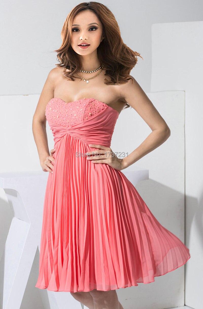 Lujoso Vestidos De Fiesta Plisadas Ideas - Ideas de Estilos de ...